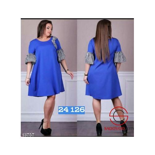 600df276fdf39dc Продам новое платье, размер 56-58, цена 860 руб. / Женская одежда и ...